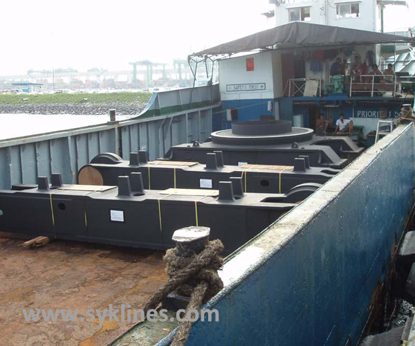 Project Cargo Charter Feeder to Singapore 3