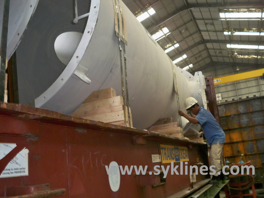 Freight forwarding Indonesia Specialist Project Cargo